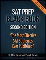SAT Prep Black Book by Mike Barrett (2017, Digitaldown)