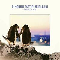 Fuori Dall Hype - Pinguini Tattici Nucleari (2019, CD NUOVO)