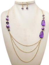 Wholesale Fashion Jewelry for Re-Sale * 50 Necklace & Earrings Sets Lot