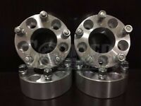 """Set of 4 Wheel Spacers 2"""" Adapters 5x4.5 Fits Ford Mustang Explorer Ranger SUV"""