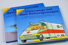 """2 Bände aus der beliebten Sachgeschichten-Reihe """"Unterwegs mit …"""":"""