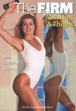 "The FIRM DVD Classic 'Vol 5:  Abs, Hips, Thighs"" LaReine Chabut"