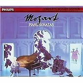 UCHIDA*5CD BOX*PHILIPS 422 517-2*Mozart: Piano Sonatas*PMDC GERMANY*MINT