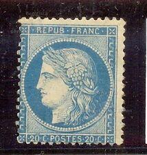 FRANCIA YT 1870-71 Nº37b NUEVO