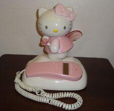 Sweetest Angel 'Hello Kitty' on a cloud Land Line Telephone
