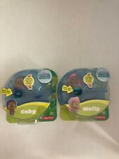 Brand New Fisher-Price Nickelodeon Bubble Guppies Rare Goby And Molly! Sealed