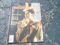 NOV 1991 vintage AMERICAN CINEMATOGRAPHER movie magazine BUGSY