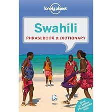 Swahili Lonely Planet Phrase Book -Swahili