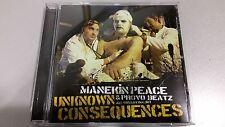 MANEKIN PEACE & PROVO BEATZ - Unknown Consequences
