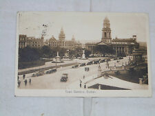 Ansichtskarte,1916, gelaufen,Durban Südafrika - Holland