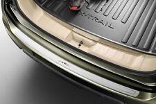 Genuine Nissan X-Trail Rear Bumper Protector Aluminium BRAND NEW KE9674C530