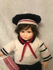 Vintage 1977 Suzanne Gibson Dolls From Reeves International Bobby Doll With Tag