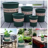 Gallon Flowerpot Succulent Plant Flower Pot Plastic Resin Planter