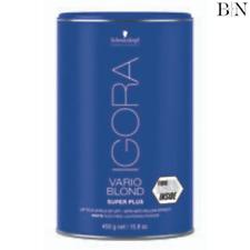 Schwarzkopf Professional Igora Vario Bleach Powder Lightener - Super Plus 450g