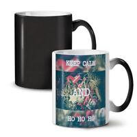 Keep Calm Gift NEW Colour Changing Tea Coffee Mug 11 oz | Wellcoda