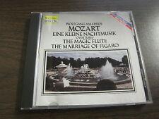 MOZART ~ EINE KLEINE NACHTMUSIC ~ THE MAGIC FLUTE / MARRIAGE OF FIGARO