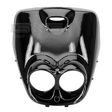 Carénage/panneau avant Noir Devant Capot pour MBK Booster Yamaha Bws 50