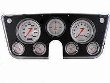 1967-72 Chevy Truck Classic Instruments Gauge Panel CT67VSW Tach Speedo-KPH
