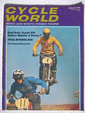 Cycle World Magazine - February 1969