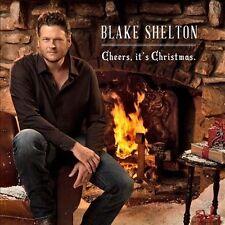 Blake Shelton - Cheers, it's Christmas. (Audio CD - 10-2012) NEW