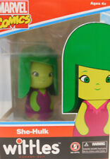 She-Hulk Wittles Wooden Doll Entertainment Earth Marvel Comics New In Box