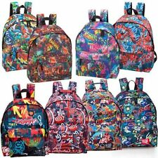 Polyester Machine Washable Backpack Bags for Men