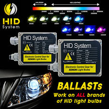 2x 55W Xenon Lights HID Kit 's Replacement Ballasts H4 H7 H10 H13 9006 9004 9007