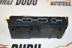 VW Tiguan 2 Touran 5T USB Verteiler mit Spannungswandler 5QF035726 Original
