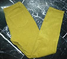BODEN Navy Dot Yellow Glitter Red BISTRO CROP 7/8Leg TROUSER PANTS US 6 8 12 R L
