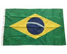 New Brazil Flag 3x5 Ft National Banner Polyester Country W/ Grommets Brazilian