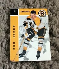 1995-96 Parkhurst Bobby Orr Base Card Retro #7