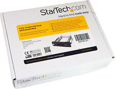 Startech 3.5in Hot Swap SATA Mobile Rack New 822795-001 5.25in Bay