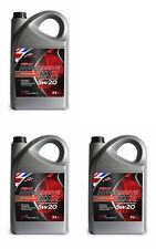 HYPERDRIVE 5W20 5W 20 5W/20 ECO FE FULLY SYNTHETIC ENGINE OIL 15L