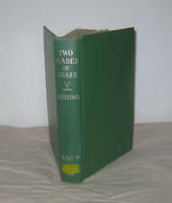Two Blades of Grass Harding University Oklahoma Press 1947 1st Agriculture Exlib