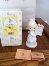 "ENESCO Precious Moments Figure 521434 ""To A Very Special Mom & Dad"" Great Gift"