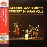 The Modern Jazz Quartet - Concert In Japan Vol. 2 - Japan Edition (NEW CD)