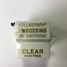 "Clearsnap 1"" Rollagraph Embossing Ink Cartridge - NEW"