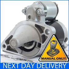 *MANUAL* TOYOTA YARIS MK1 MK2 1.0 & 1.3 PETROL 1999-2008 BRAND NEW STARTER MOTOR