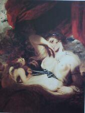 Joshua Reynolds, Cupid Untying the Zone of Venus, Tasteful Nude.