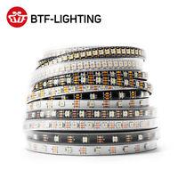 1-5M SK6812 RGBW 4in1 LED Strip Light 60/144leds/m individual Addressable DC5V