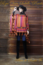 ROJA COLLECTION Womens VISTA SATILLO Poncho SIZE 2 FITS L XL XXL
