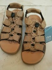 Mens Clarks Active Air suede Sandal Size 9 NEW