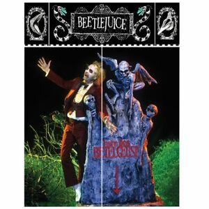 Beetlejuice Scene Setter - Halloween