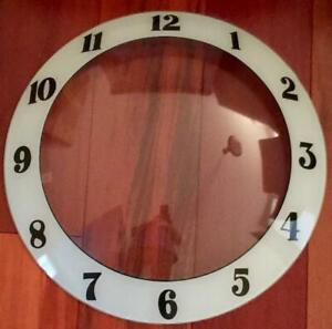 New Outer Double Bubble Clock Replacement Lens