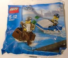Lego 30227 City Police Watercraft Brand New in Sealed Polybag