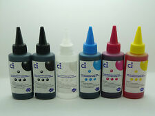 CISS ink refill bottles for Canon Pixma MG6350 MG7150 PGI550 CLI551 CIS NON-OEM