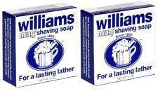 Williams Mug Shaving Soap - 1.75 oz ( 2 pack )   Brand New - Free Shipping !!