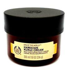 THE BODY SHOP Spa Of The World Hawaiian Kukui Cream 350ml