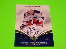 DEREK STEPAN 10-11 UD Ultimate ROOKIES #137 DEREK STEPAN RC x/299