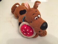 Scooby-Doo Plush Promo for The Cartoon Network, New w/Tags
